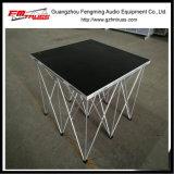 Structure en bois d'étape de hauteur de l'étape 0.4-0.6m de plate-forme