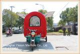Ys-Et230A elektrische Dreiradnahrungsmittelkarren-Mobile-Küche