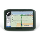 "Unique Factory Sale 5.0 ""Wince Navigation GPS avec Bluetooth AV-in ISDB-T Tmc USB Fonction hôte"