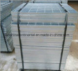 Griglie galvanizzate tuffate calde del metallo della passerella della fabbrica per le piattaforme