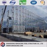 Construction structurale en acier légère préfabriquée galvanisée/Worarehouse