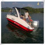 12 de Boot van de Snelheid van passagiers FRP met een Slaapkamer