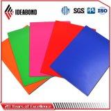 Ideabond 폴리에스테 알루미늄 합성 위원회 (AE-37D 분홍색)