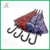Usine directement fournir un solide réseau automatique parapluie droites
