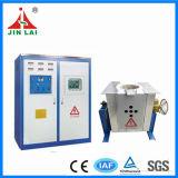 inducción de acero del hierro 100kg que derrite el horno eléctrico industrial (JL-KGPS-160KW)