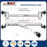 Axle кручения трейлера 2ton Obt Semi