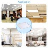 36W CA/CC LED carrés intégré avec lampe de plafond EC RoHS pour l'intérieur