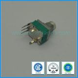 Fabrication 0.05W 9mm Potentiomètre rotatif mono carbone unique