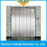 Elevatore dell'elevatore dell'automobile di Roomless della macchina con il tipo concentrare di apertura 6-Panels