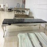 Tableau dinant de marqueterie de base de marbre pour des meubles de salle à manger