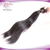 Tissage péruvien 100% normal de bonne qualité de cheveux humains de Vierge