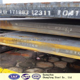 1.2311 Aço plano de alta qualidade de aço de molde de plástico