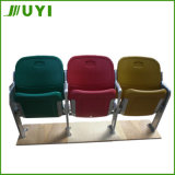 Indoor and outdoor Folding HDPE plastic stage Chair for Athletic Field Blm-4651