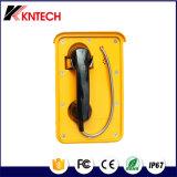 Koontech Selbstvorwahlknopf-Notruftelefon-wetterfestes Hochleistungstelefon Knsp-10