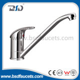 Único punho de bronze Faucet Polished expor do banheiro do cromo do Faucet do chuveiro
