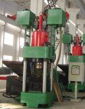 Machine van de Briket van het Schroot van het Metaal van de Pers van het Briketteren van de Scherven en van de Spaanders van het ijzer de Hydraulische-- (Sbj-630)