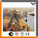 Gesamter Granit, der Geräten-Steinzerkleinerungsmaschine-Zeile zerquetscht