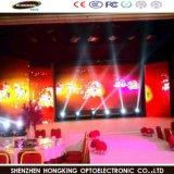 Farbenreiches Miet-Bildschirmanzeige-Innenzeichen LED-P4.81