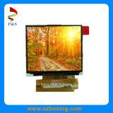 Square de 1,6 pouces de 240 (RVB) X240p TFT LCD, de l'écran antireflet