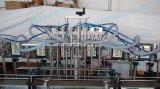 Las boquillas de ocho de la máquina para llenado de botellas de alcohol (GPF-800A)