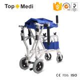 Equipamento Médico Hot Sale Lightweight Hospital Folding Wheelchair Manual