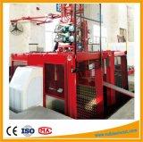 Élévateur de construction de construction de matériau et de passager de convertisseur de fréquence