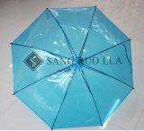 Guarda-chuva conservado em estoque USD 0.65 do esporte com PVC
