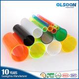 Tubo acrilico della plastica del tubo di bolla di Olsoon di colore acrilico del tubo