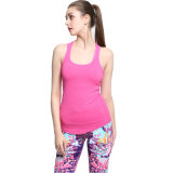 Sublimated Nylon Mujer Fitness Gym Deportes Señoras Sexy Crop Top Compression Pants