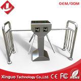Ss304ステンレス鋼の電気三脚の回転木戸のゲート