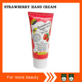Strawberry Fragrance Crema de manos para la exportación