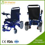 Preiswertester behinderter Mobi batteriebetriebener Rollstuhl mit der Energie elektrisch