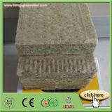 Isolation de feuille de laines de roche de matériau de construction avec le clinquant d'alun