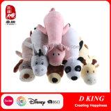 Brinquedo feito sob encomenda do luxuoso do cão do presente relativo à promoção