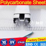 hoja multi de la depresión de la pared del policarbonato de 4-16m m para el hogar