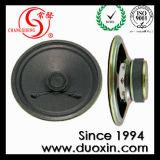 Dxyd66W-32z-16A 66mmの拡声器16ohm 0.5Wの無線の通話装置の電話スピーカー