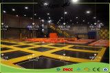парк Trampoline высокого прыжка супер с оптовой ямой шарика для детей