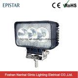 Luz impermeable del trabajo del bajo costo 9W Epistar LED (GT1010-9W)