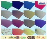 建築構造の物質的なアルミニウムプラスチック合成シート(ALB-076)