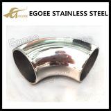 Coin en acier de tube de Stainelss de 45 degrés