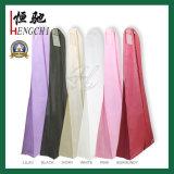 Ясный прозрачный дешевый многоразовый мешок одежды PEVA