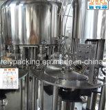 Máquina de rellenar del animal doméstico del jugo de pequeña capacidad de la botella