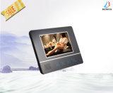 timbre video elegante de 2.4GHz Doorphone con la cámara de vídeo del CCTV
