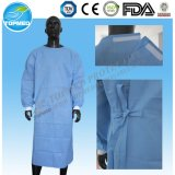 SMS / SMMS Desechables Eo-Sterilized Surgical Pack Gown, Hospital Suministros al por mayor