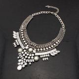 Halsband van het Sleutelbeen van de Manier van de Juwelen van de Halsband van Europa de Grote Grote Overdreven