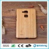 طبيعيّة خيزرانيّ خشبيّ [موبيل فون] حالة