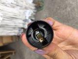 Cabo de potência da lâmpada de sal com interruptor