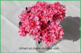 Natual Notedekorative künstliche Hydrangea-Blume