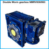 Industrial Power Transmission Mechanische Motoviro Net NMRV Double Worm Gearbox
