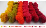 고품질 기성품 손 뜨개질을 하는 코바늘로 뜨개질 아크릴 털실 전문가 공급자